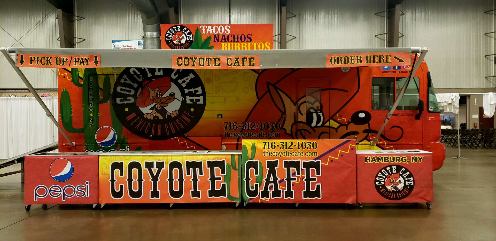 Coyote Café Food Truck Fundraiser